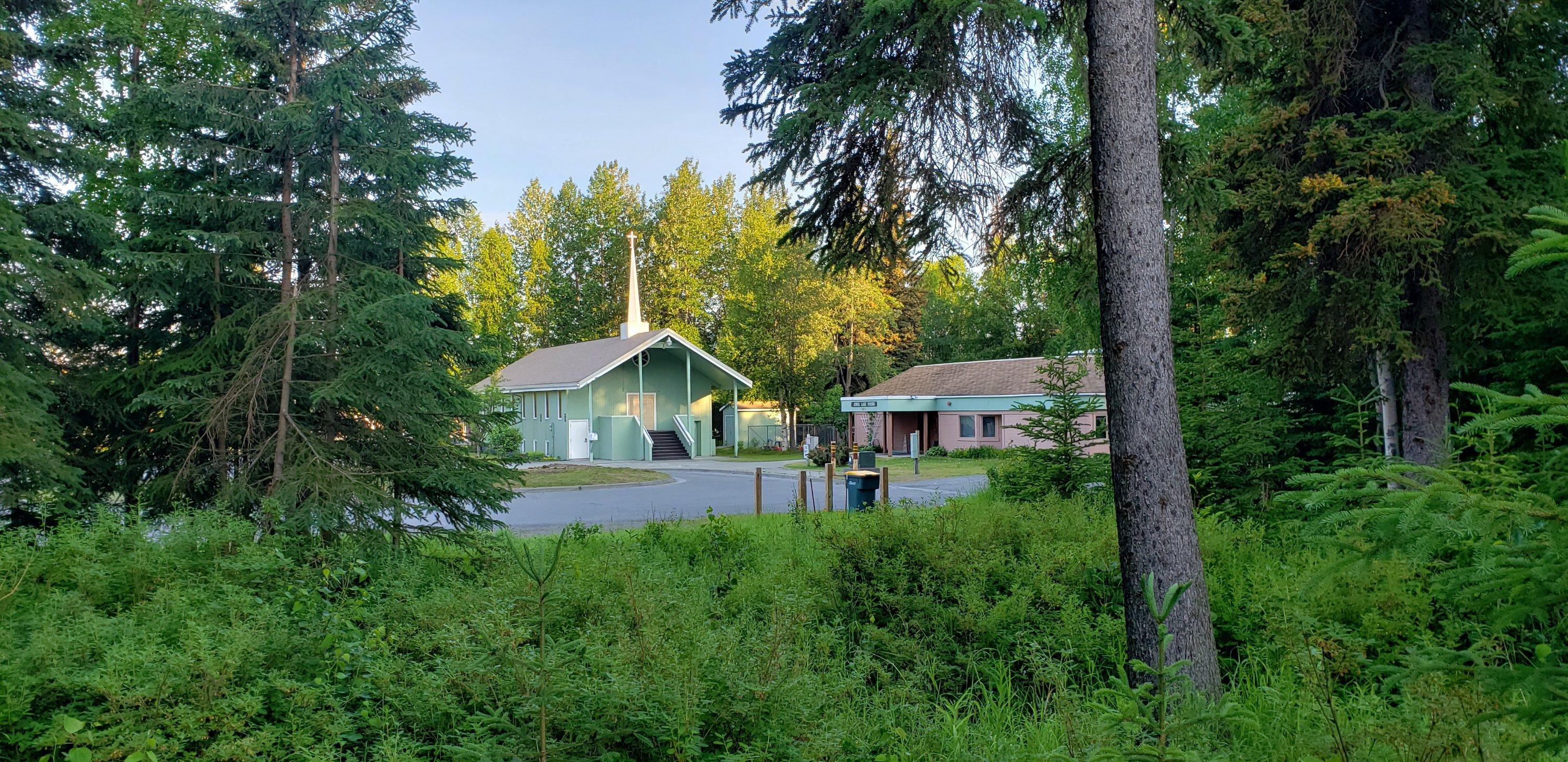 Picture of JLP.church, where I serve.